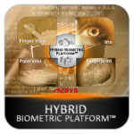 Biometric recognition platform used with fingerprint, finger vein, palm vein and iris recognition