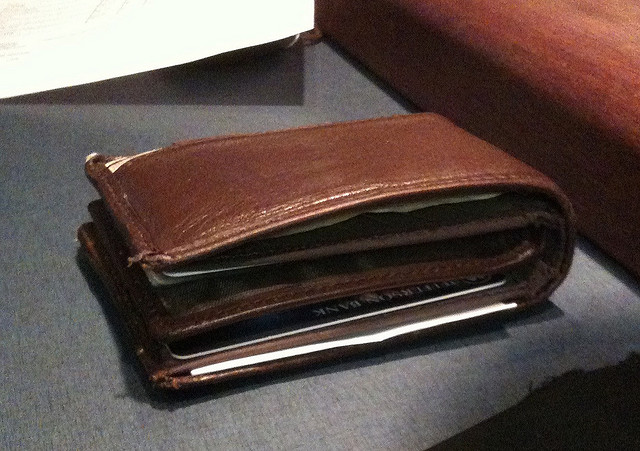 Biometric identification could one day replace the wallet that carries all of our credit cards and identification cards