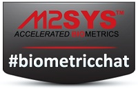 Every month, M2SYS Technology hosts a Twitter chat on biometric technology which can be found by searching for the hashtag #biometricchat