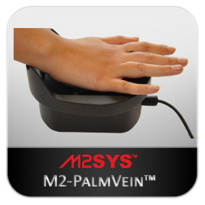 Vodaphone UK using M2SYS Hybrid Biometric Platform with palm vein technology