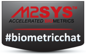 Join M2SYS Technology as they host #biometricchat on November 1st with Jeff Carter to discuss iris biometrics recognition, how it is being used, where it may be used in the future and how the technology works.