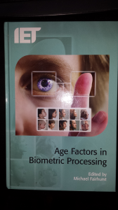 This textbook examines the issue of how aging effects the perfomance of biometric identification systems