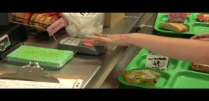 biometric identification management technology helps school lunch lines move faster