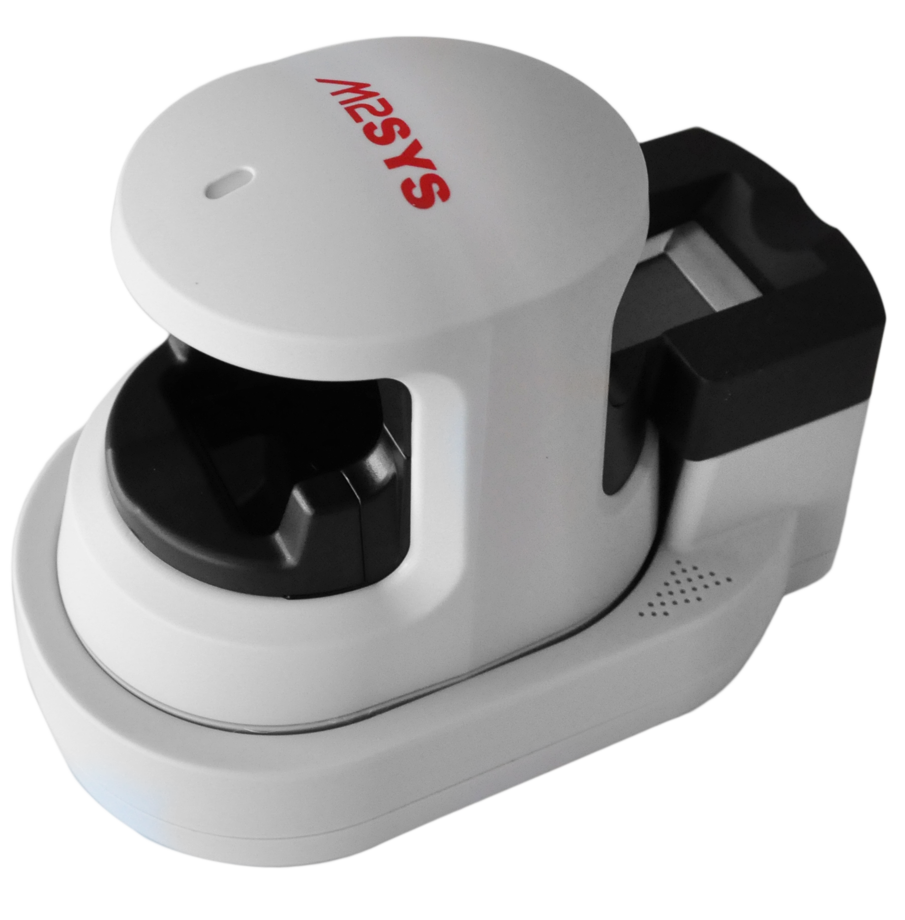 M2-FuseID is a multimosal biometric finger reader that simultaneously captures a fingerprint and finger vein pattern.