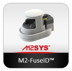 M2-FuseID is a multimodal biometrics fingerprint reader