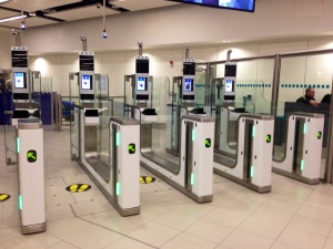 biometric eGates increase security and convenience