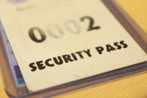 biometric identification for airport security
