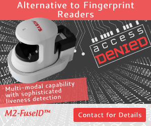 "M2-FuseID™ ""Smart"" Finger Reader"