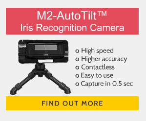 Unprecedented Usability and Iris Image Quality in a Compact Design