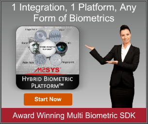 1 Integration, 1 Platform, Any Form of Biometrics. The Only Identity Platform You'll Ever Need!