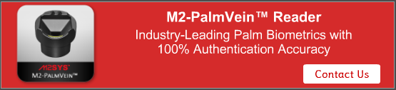 Industry-Leading Palm Biometrics with 100% Authentication Accuracy