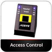 Highly reliable, intuitive biometric access control systems