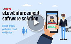 Police, prison, court and justice software solution