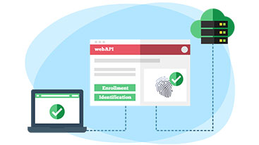 3 Ways of Biometric Authentication in Web Application