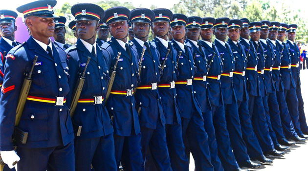 Kenya Introduces Biometric Registration System for Police