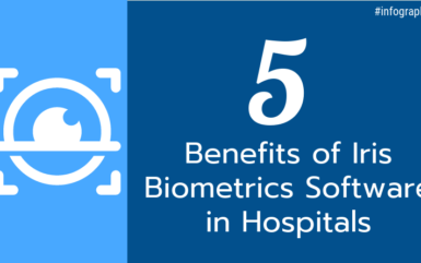 Infographic: 5 Benefits of Using Iris Scanning Software in Hospitals