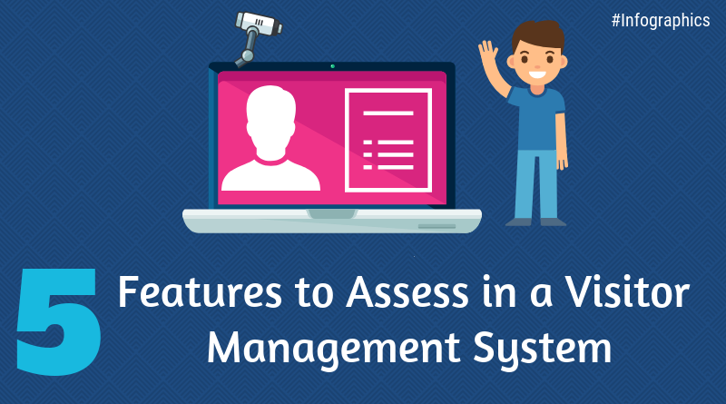 Infographics: 5 Features to Assess in a Visitor Management System (2)