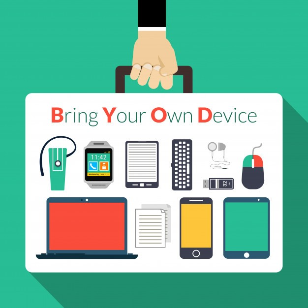 The-trend-of-Bring-Your-Own-Device-Culture