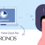 Affordable Biometric Time Clock for Kronos Workforce Management