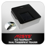 M2-TwoPrint™  Fingerprint Reader