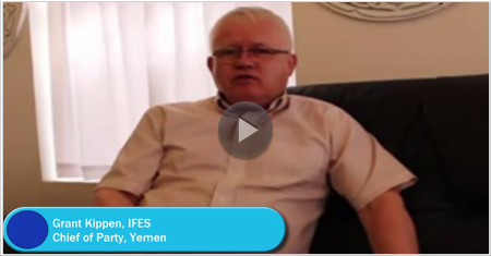M2SYS Deploys TrueVoter™ for Yemeni Biometric Voter ID Project