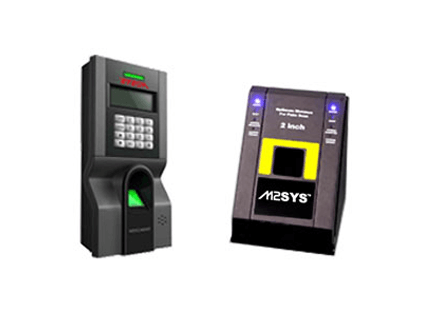 Biometric-Access-Control