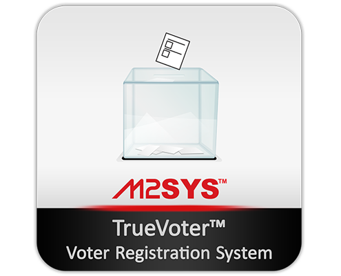 TrueVoter™- voter registration system