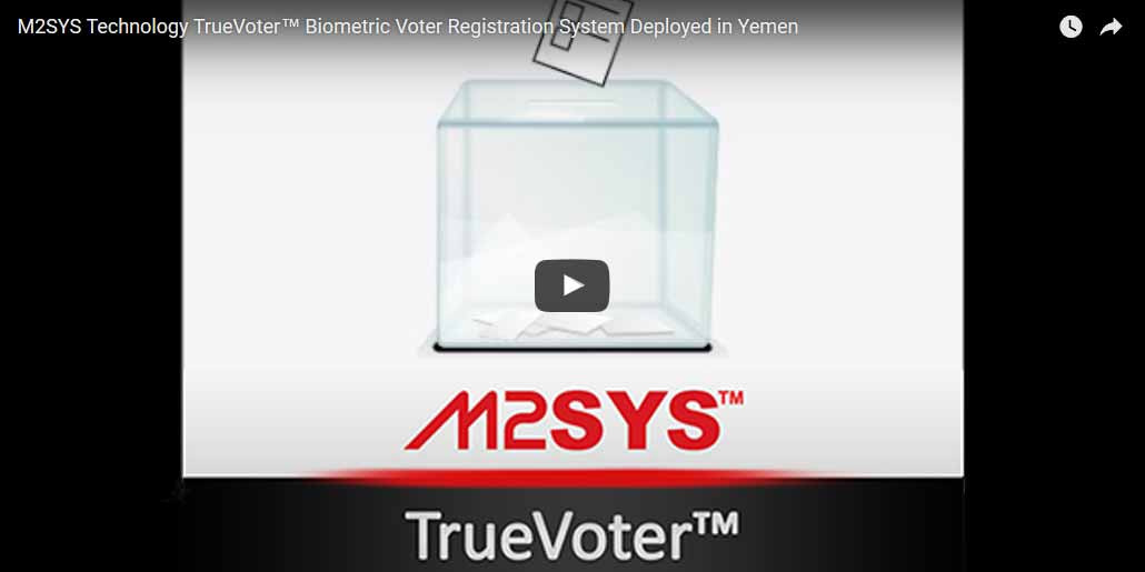 AFIS Voter Registration Video