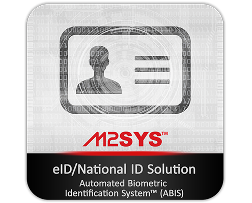 AFIS/ABIS for National ID