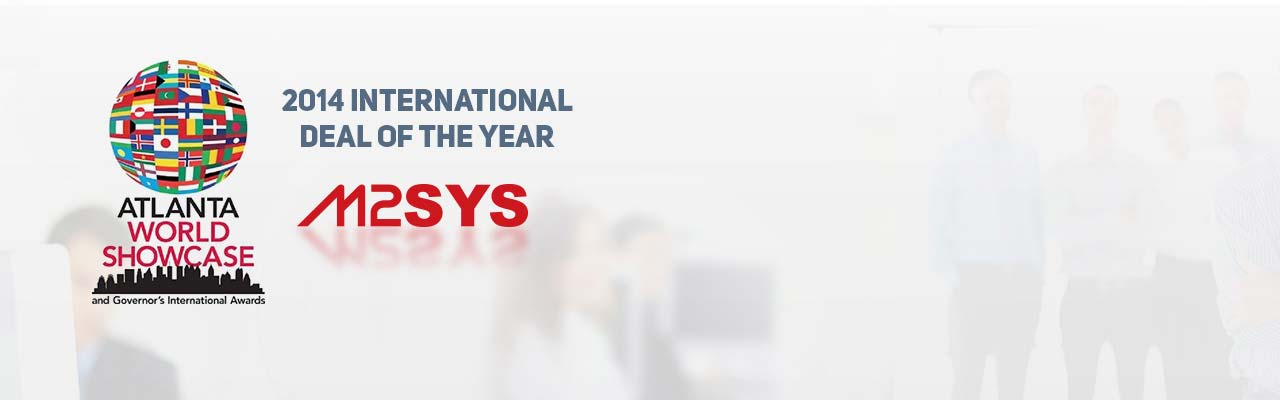Governor's International Awards 2014 International Deal of the Year M2SYS