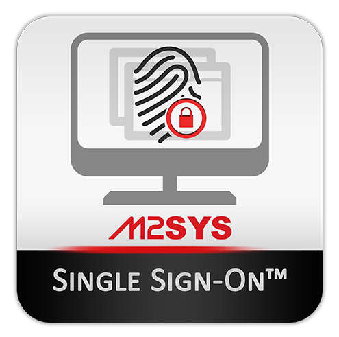 M2SYS biometric single sign-on sso solution