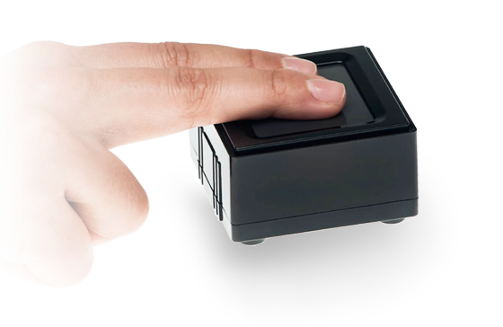 Watson Mini FBI Certified Two Fingerprint Scanner