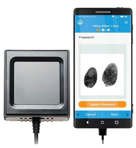 Benefits Of Watson Mini Two Fingerprint Scanner