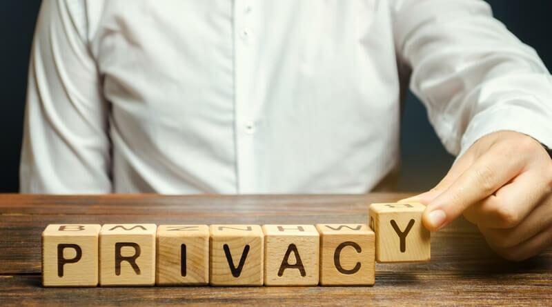 """""""Biometrics erases privacy"""""""