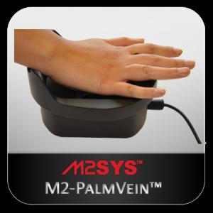 Vodaphone UK using M2SYS Hybrid Biometric Platform with palm vein technology