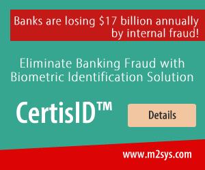biometrics in banking