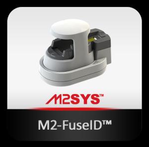 M2-FuseID is a multimodal biometrics fingerprint reader and finger scanner