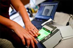 FBI biometrics image database