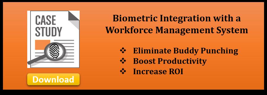 Biometric Integration