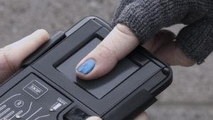 monitoring biometric identification management technology