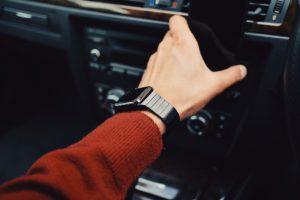 Biometric Car