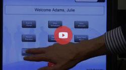 RightPunch™ PC-based Biometric Time Clock - Alternative to Kronos Video #2 (Job Function)