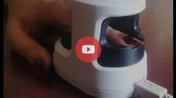 M2-FV Finger Vein Reader from M2SYS