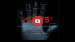 M2-S1 Swipe Fingerprint Reader   Fingerprint Scanner
