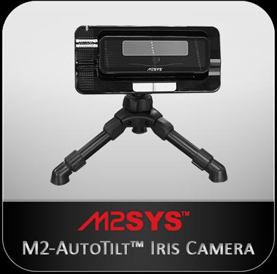 M2-Autotilt Iris Camera