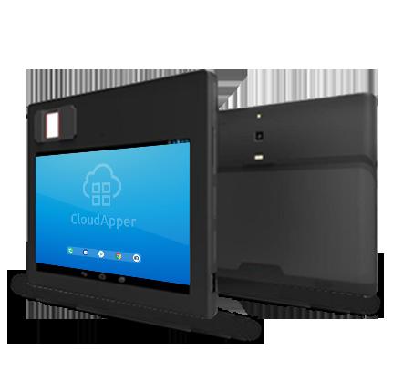multitab portable biometric 8 inch tablet