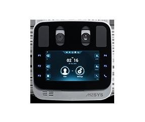 autotilt-desktop-iris-camera-m2sys-device-front
